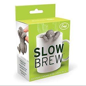 Accessories - Slow Brew Sloth Tea Infuser